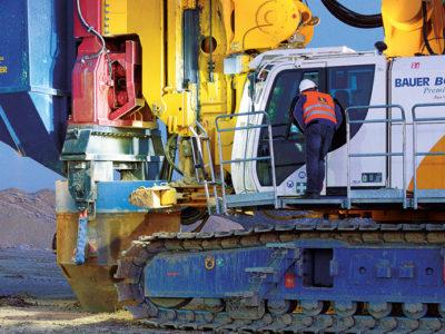 Dua Fat Officially Put Into Operation The Most Powerful Drilling Machine In Southeast Asia